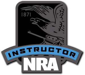 Certified NRA Instructors offering Concealed Weapons License classes.